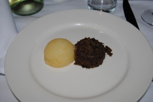 Haggis! It's really not that bad