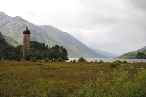 Glenfinnan memorial