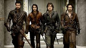 Image result for the three musketeers