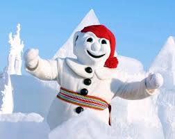 Bonhomme Carnaval has been the mascot of the Quebec City winter carnival,  Canada's largest pre-Lenten