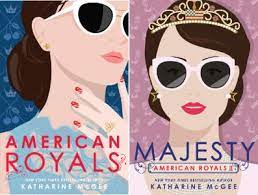 American Royals (2 book series) Kindle Edition