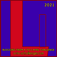 #AtoZChallenge 2021 April Blogging from A to Z Challenge letter L